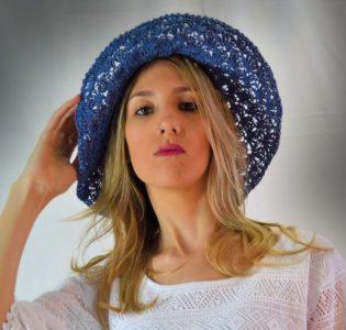Sombrero De Rafia – Ideal Para Verano 35 % Dto.