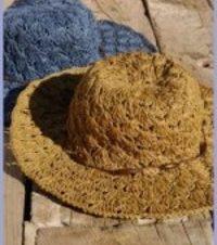 sombrero rafia sombreros y bolsos