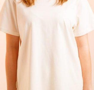 Camiseta Unisex Manga Corta  Algodón Orgánico