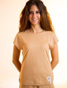 Camiseta Cuello Redondo Manga Corta -30% Dto.