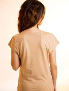 camiseta cuello redondo manga corta 603