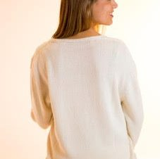 jersey-cuello-pico-algodon-organico