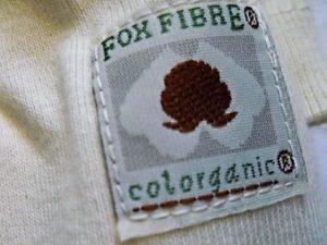 etiqueta foxfibre bauldealgodon