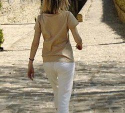 Baul de Algodon moda sostenible pantalon pirata