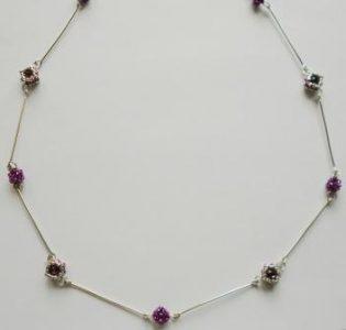 Collar Purpura De Tiro – Existencias Limitadas