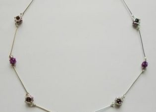 collar purpura de tiro bauldealgodon
