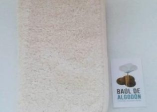 Toalla lavabo 30 X 50 cm algodon organico