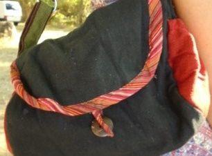 bolso algodon negro bauldealgodon