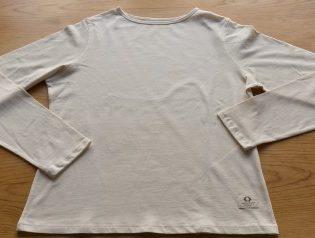 Camiseta Manga Larga Algodon Organico
