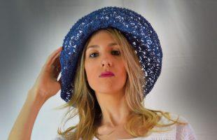 Sombrero De Rafia