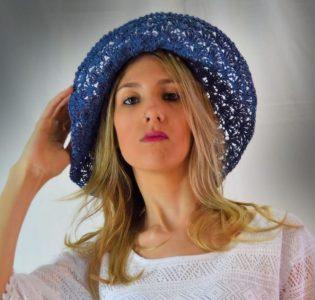 Sombrero De Rafia – 35 % Dto.