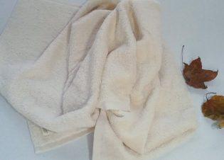 toalla 100 X 53 algodon organico