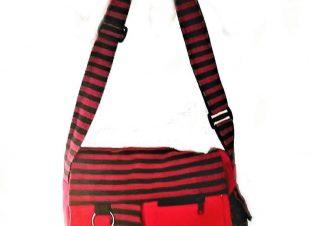 Bolso bandolera rojo P2 155