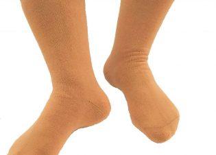 producto-calcetin rizo con elastan