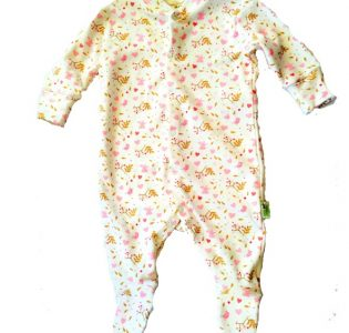 Pijama Bebe Niña