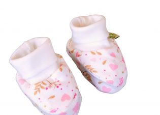 botines-bebe-roses